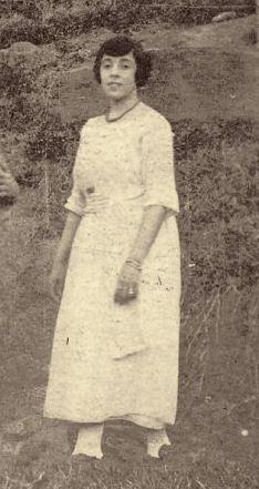 Doña Zilí, hermana de Doña Lucilia