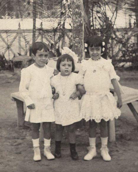 Plinio, Ilka y Rosée