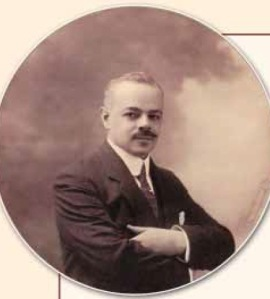 D. Gabriel Ribeiro dos Santos, hermano de Doña Lucilia