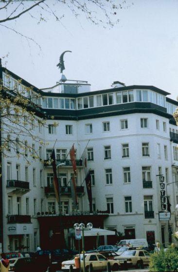 Hotel del Chivo Negro
