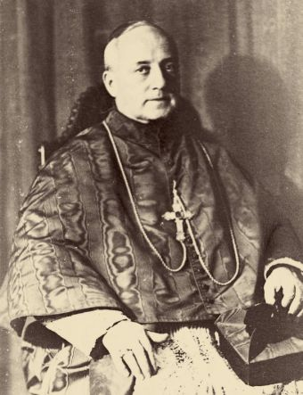 Nuncio Apostólico Mons. Benito Aloisio Masella