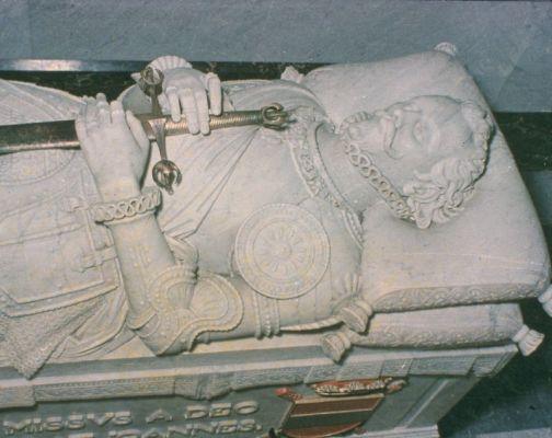 Sepultura de Don Juan de Austria