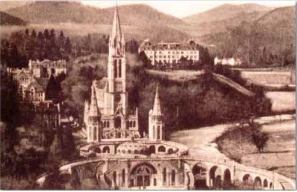 Lourdes, como siempre, una maravilla...