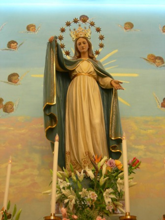 Mater Misericordieae, Madre de Misericoría, María